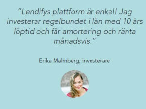 Spara med Peer-to-peer